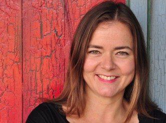 Danielle van Vleuten deed de training Webredactie compleet van Geert Poort