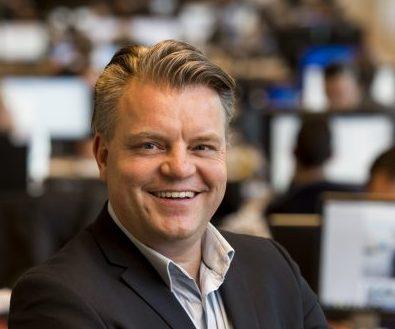 de transfer met Christiaan Ruesink