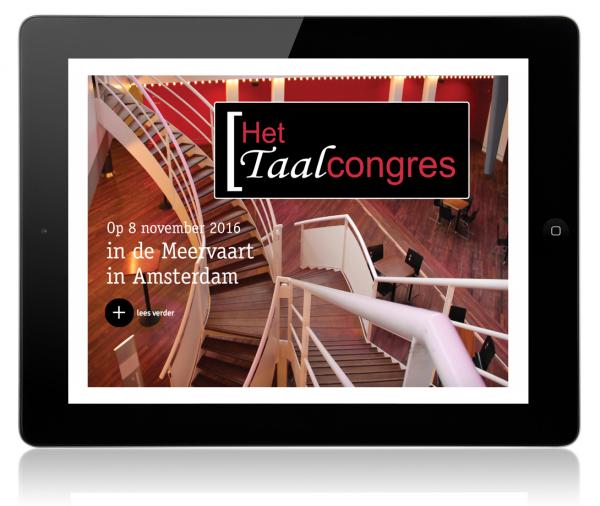 e-zine Het Taalcongres