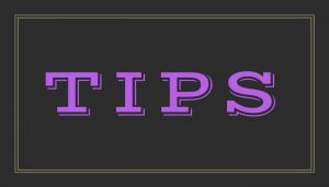 Tips voor de webredacteur