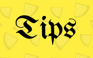 tips online eindredactie