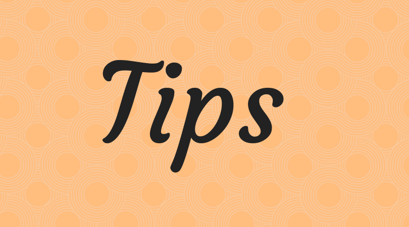 Tips Video