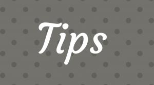 Tips interviewen