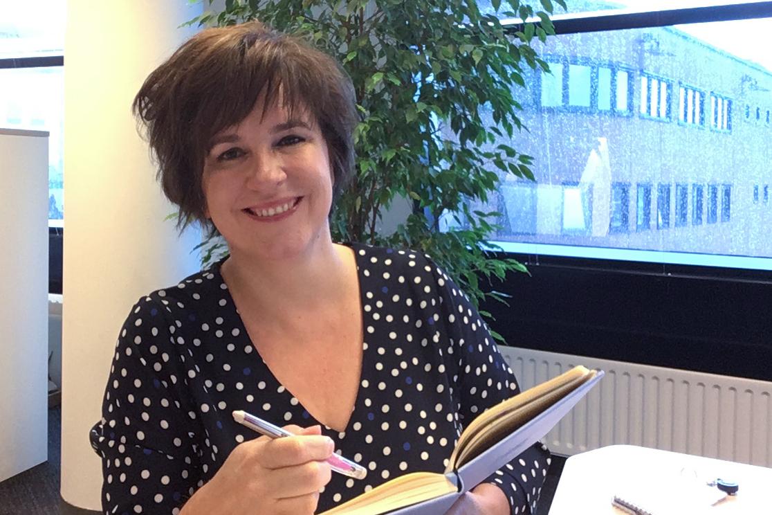 Elise van Rooij