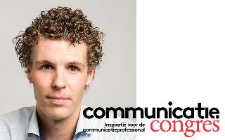 Pieter de Winter Communicatiecongres