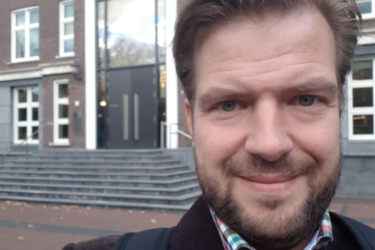 Ferdinand Buitenhuis verruilt de vrije journalistiek voor een baan bij de politie