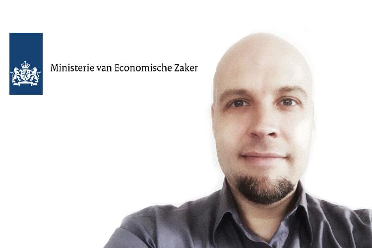 Michiel Kroder aan de slag als redactioneel expert bij het ministerie