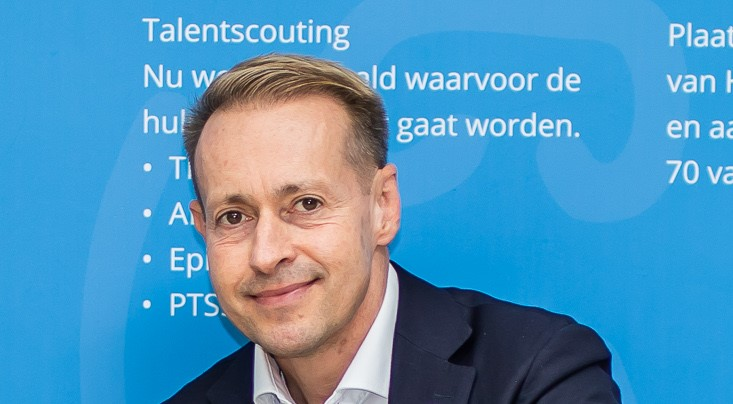 Rudolph Strickwold finalist Communicatieman 2018