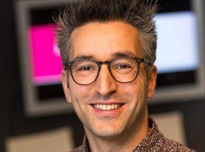 Kandidaat Stijn Jaspers houdt van de persoonlijke aanpak van De Redactie