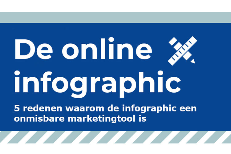 5 redenen waarom de infographic een onmisbare marketingtool is