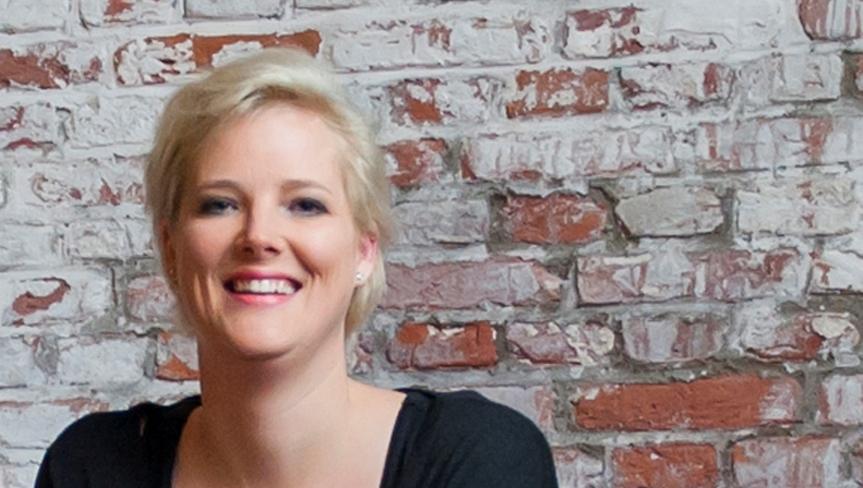 Karen Span wint rijmwedstrijd Het Taalcongres