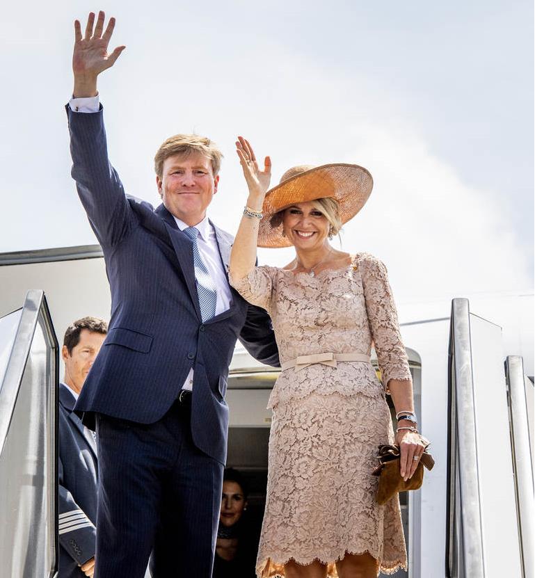 De speechschrijver van koning Willem Alexander