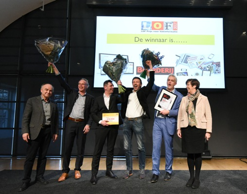 Boerderij wint LOF prijs