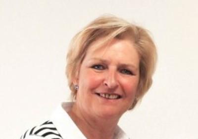 Margret de Blanken deelt graag het verhaal van 'haar' Inholland