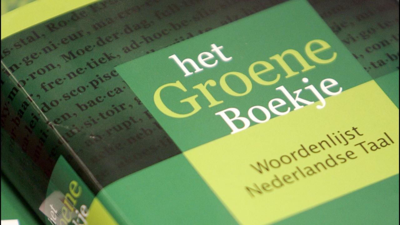 Nieuwe editie Groene Boekje