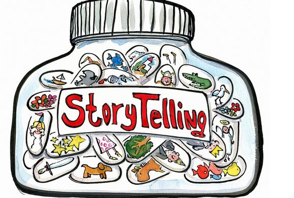 3 redenen om naar de masterclass Storytelling te komen