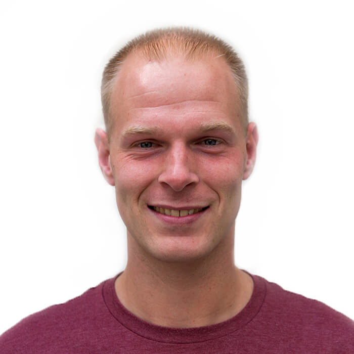 Trainer Lars Maat