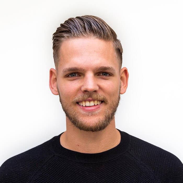 Trainer Nick Heurter