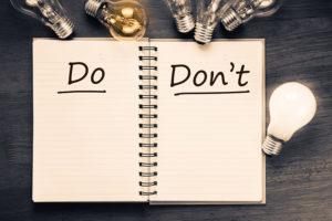 Wat doe je wel en wat doe je niet als schrijfcoach?