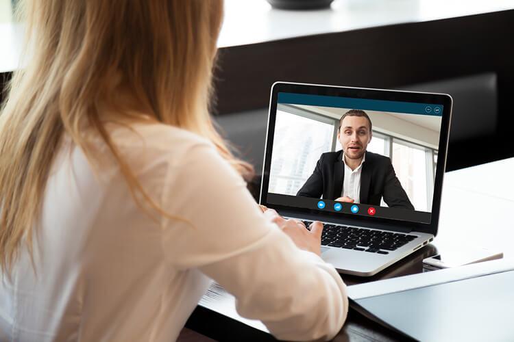 7 tips voor een online sollicitatiegesprek