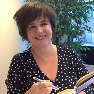 Elise van Rooij vertelt over de workshop Creatief online schrijven