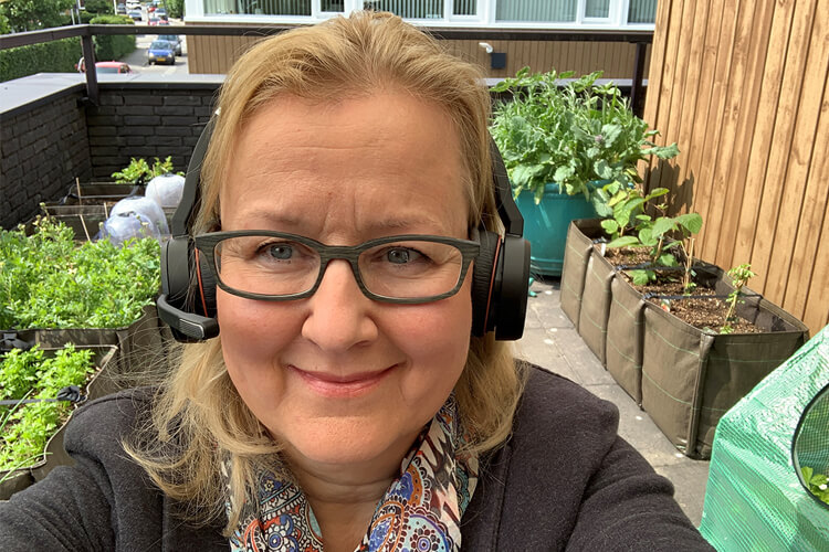 Senior webredacteur Melita Mulder bijt zich vast in complexe content bij Rijkswaterstaat