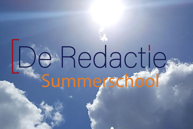 Video over De Redactie Summerschool