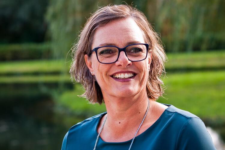 Cursist Ingeborg Roos