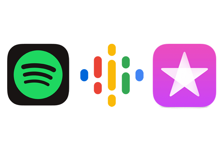 Jouw podcast op Spotify, iTunes of Google Podcasts zetten
