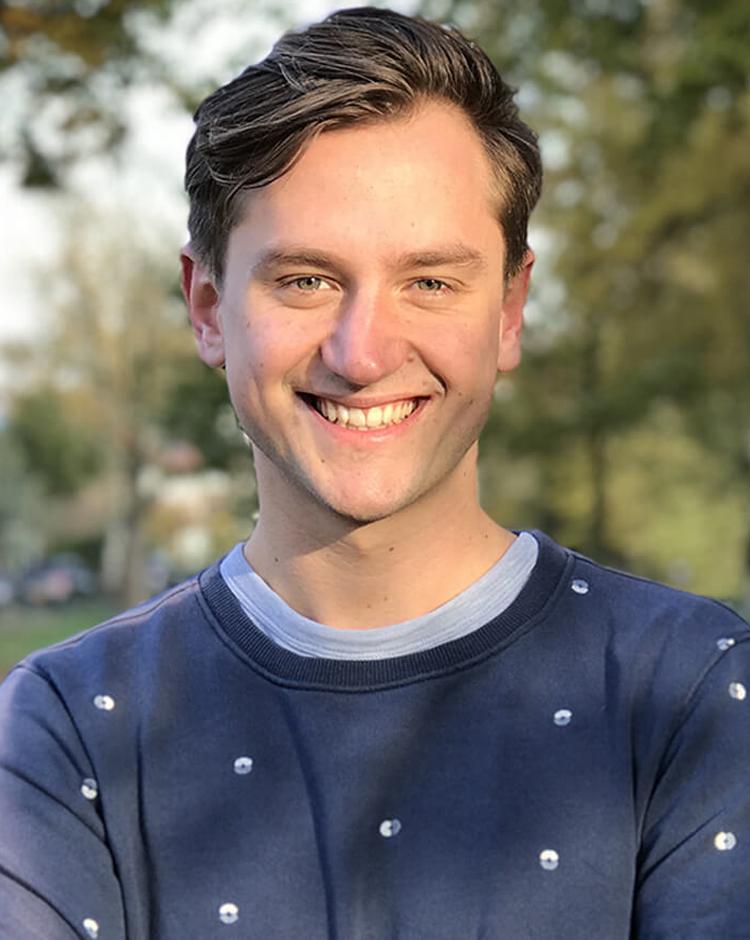 Recruiter Jelmer Ouwerkerk