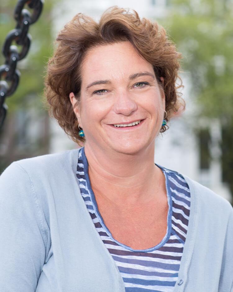 Managing partner Carina Snaas