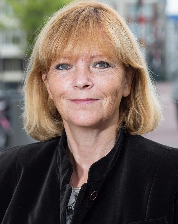 Algemeen directeur Lieke Severijns