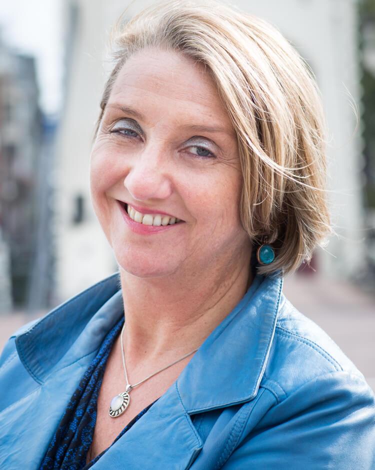 Managing partner Monique van Vliet