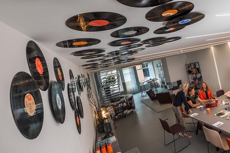 Music Meeting Lounge in Amstelveen