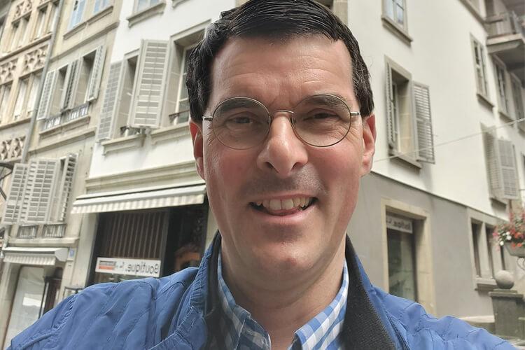 Redacteur Jasper van Delft creëert klantgerichte content voor de Belastingdienst